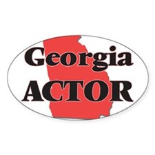 Funny Georgia love Decal