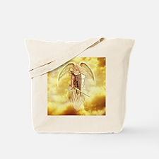 angel michael Tote Bag
