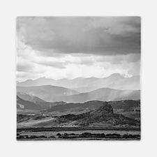 Colorado Mountains Queen Duvet