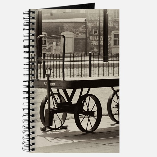 Luggage Truck Journal