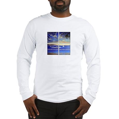 panel Long Sleeve T-Shirt