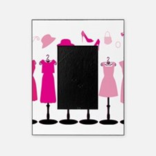 Pink Wardrobe Picture Frame