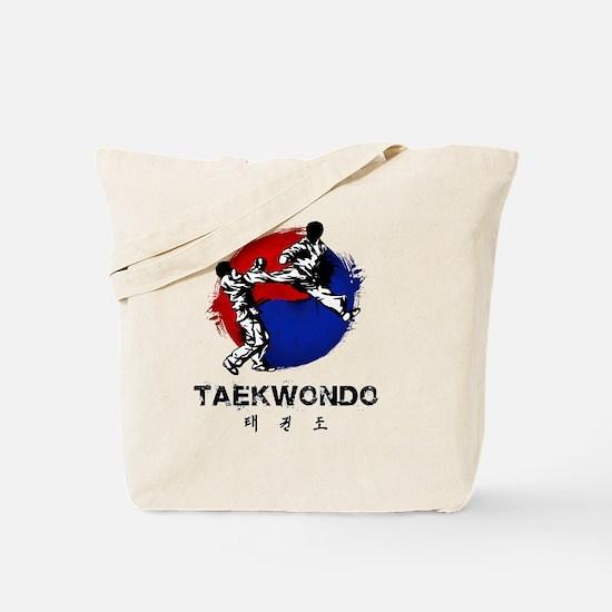 Funny Korea Tote Bag