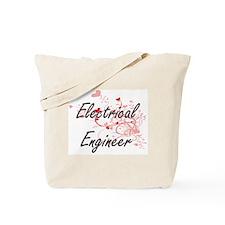 Electrical Engineer Artistic Job Design w Tote Bag