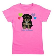 Cool Cute puppies Girl's Tee