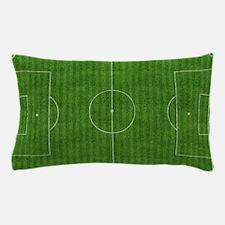 Cute Futbol Pillow Case