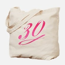 Cute 30th birthday diva Tote Bag