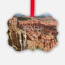 Bryce Canyon, Utah 21 (caption) Ornament