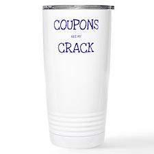 Unique Extreme couponing Travel Mug