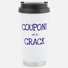 Cute Coupons Travel Mug
