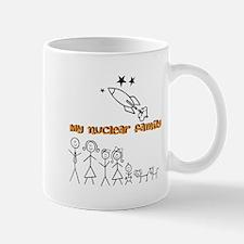 My nuclear family Mugs