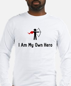 Archery Hero Long Sleeve T-Shirt