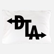 Funny Downtown Pillow Case