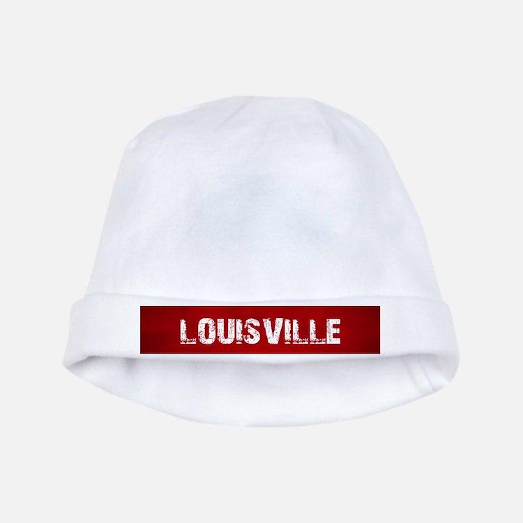 LOUISVILLE baby hat