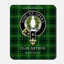 Clan Arthur - Just Tartan Mousepad