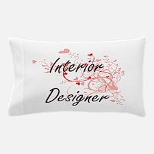 Interior Designer Artistic Job Design Pillow Case