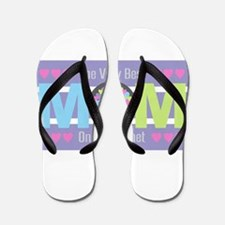 Very Best Mom Flip Flops