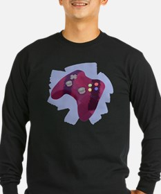 Controller Long Sleeve T-Shirt