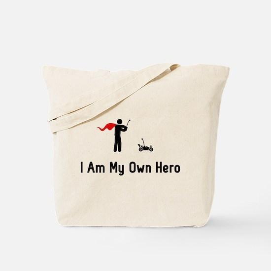RC Car Hero Tote Bag