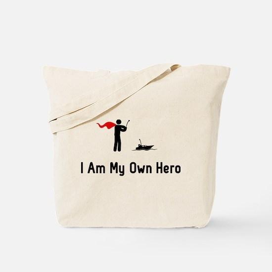 RC Boat Hero Tote Bag
