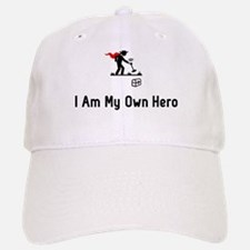 Metal Detecting Hero Baseball Baseball Cap