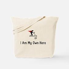 Metal Detecting Hero Tote Bag