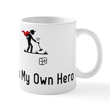 Metal Detecting Hero Mug