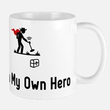 Metal Detecting Hero Mug