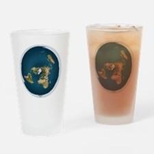 Unique Earth Drinking Glass