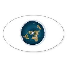 Cute Earth Decal