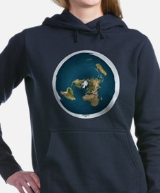 Funny Earth Women's Hooded Sweatshirt