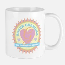 Super Grandma Mugs