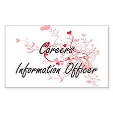 Careers Information Officer Artistic Job D Decal
