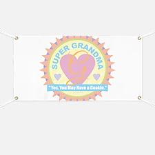 Super Grandma Banner