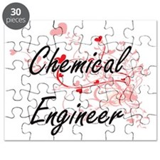 Cute Chemical engineering education Puzzle
