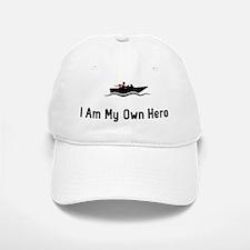 Boating Hero Baseball Baseball Cap