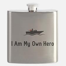 Boating Hero Flask