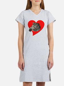 Cute Wombat Women's Nightshirt