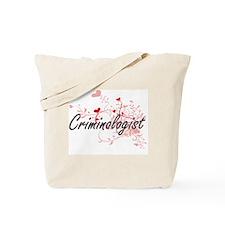Unique Crime Tote Bag