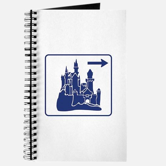 Neuschwanstein Castle, Germany Journal