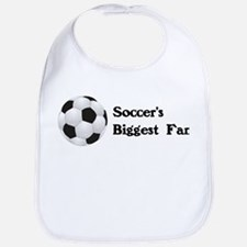 Soccer's Biggest Fan Bib
