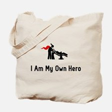 Hairdressing Hero Tote Bag