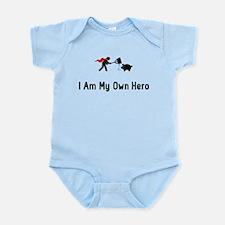 Farming Hero Infant Bodysuit