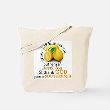 Funny Tea Tote Bag