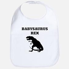 Babysaurus Rex Bib