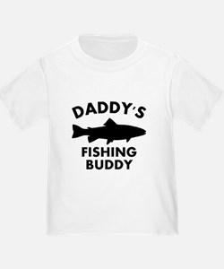 Daddys Fishing Buddy T-Shirt