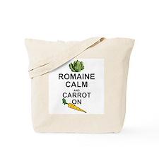 Unique Carrot Tote Bag