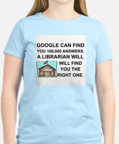 Funny Librarian T-Shirt