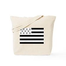 Funny Drapeau Tote Bag