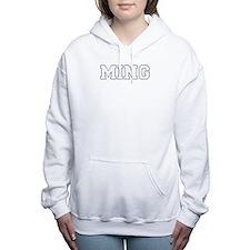 Cute Warm Women's Hooded Sweatshirt